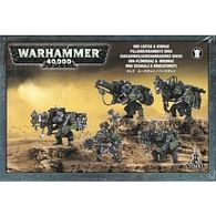 Warhammer 40000: Ork Lootas & Burna Boyz