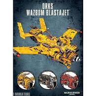 Warhammer 40000: Ork Wazbom Blastajet