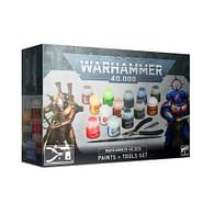 Warhammer 40000: Paints + Tools Set