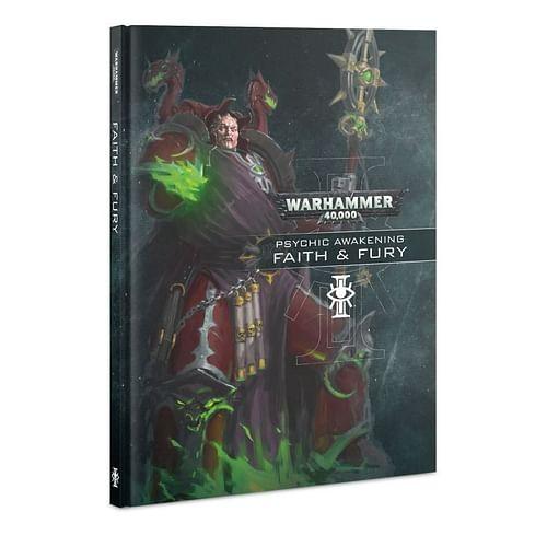 Warhammer 40000: Psychic Awakening: Faith and Fury