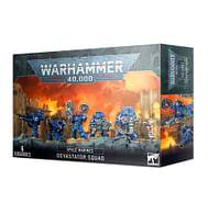 Warhammer 40000: Space Marine Devastator Squad