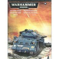 Warhammer 40000: Space Marine Predator