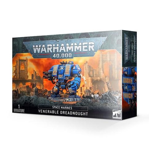 Warhammer 40000: Space Marine Venerable Dreadnought