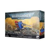 Warhammer 40000: Space Marines Primaris Firestrike Servo-turret