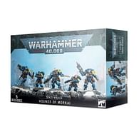Warhammer 40000: Space Wolves Hounds of Morkai