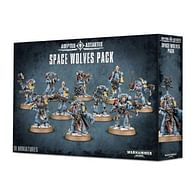 Warhammer 40000: Space Wolves Pack