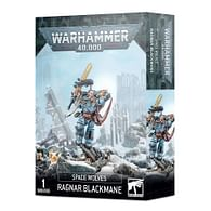 Warhammer 40000: Space Wolves Ragnar Blackmane