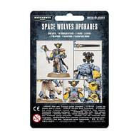 Warhammer 40000: Space Wolves Upgrades
