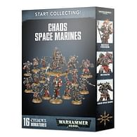 Warhammer 40000: Start Collecting! Chaos Space Marines 2019