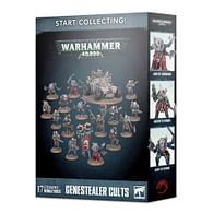 Warhammer 40000: Start Collecting! Genestealer Cults
