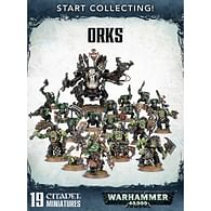Warhammer 40000: Start Collecting! Orks