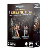Warhammer 40000: Talons of the Emperor - Valerian and Aleya
