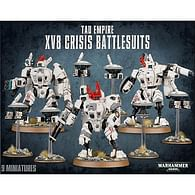 Warhammer 40000: Tau Empire XV8 Crisis Battlesuits
