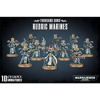 Warhammer 40000: Thousand Sons - Rubric Marine