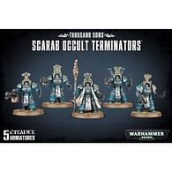 Warhammer 40000: Thousand Sons - Scarab Occult Terminators