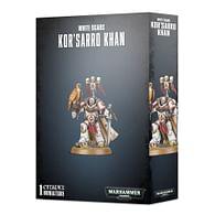 Warhammer 40000: White Scars Kor'sarro Khan