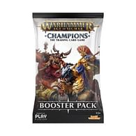 Warhammer Age of Sigmar: Champions Booster