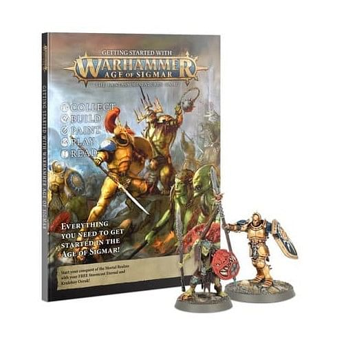 Warhammer: Age of Sigmar - Getting Started with Age of Sigmar