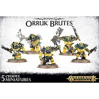 Warhammer: Age of Sigmar - Ironjawz Orruk Brutes