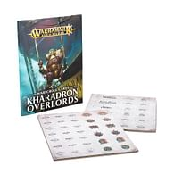 Warhammer: Age of Sigmar - Kharadron Overlords: Warscroll Cards