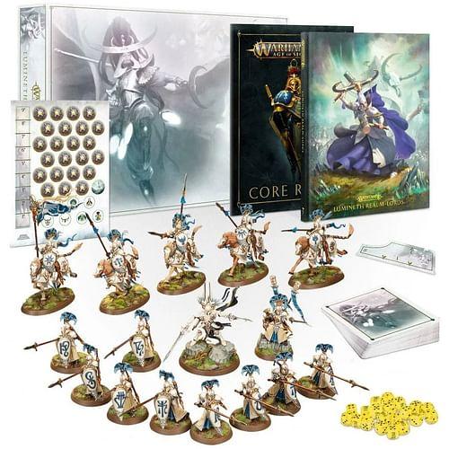 Warhammer: Age of Sigmar - Lumineth Realm-Lords
