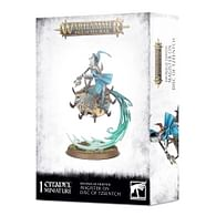 Warhammer Age of Sigmar: Magister on Disc of Tzeentch