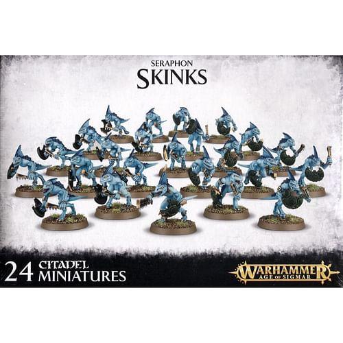 Warhammer: Age of Sigmar - Seraphon Skinks