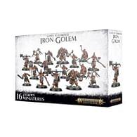 Warhammer Age of Sigmar: Slaves to Darkness Iron Golem