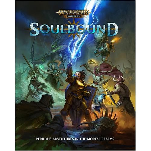 Warhammer Age of Sigmar: Soulbound RPG