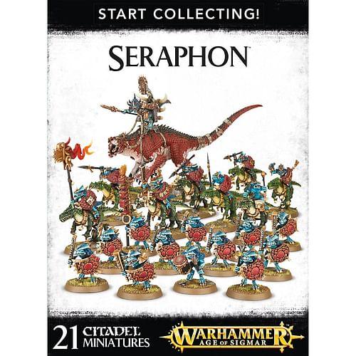 Warhammer: Age of Sigmar - Start Collecting! Seraphon