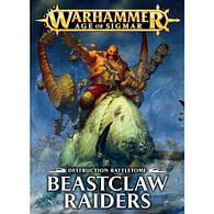 Warhammer AoS: Battletome: Beastclaw Raiders