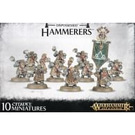 Warhammer AoS: Dispossessed Hammerers / Longbeards