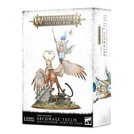Warhammer AoS: Lumineth Realm-Lords Archmage Teclis