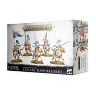Warhammer AoS: Lumineth Realm-Lords: Vanari Dawnriders