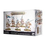 Warhammer AoS: Lumineth Realm-Lords: Vanari Dawnriders
