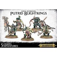 Warhammer AoS: Nurgle Rotbringers Putrid Blightkings