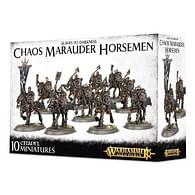 Warhammer: AoS - Slaves to Chaos: Chaos Marauder Horsemen