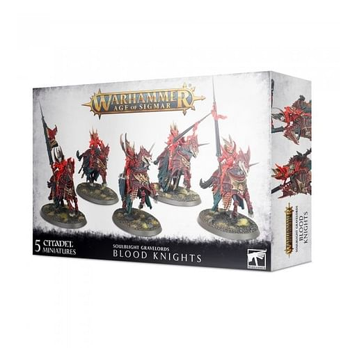 Warhammer AoS: Soulblight Gravelords Blood Knights