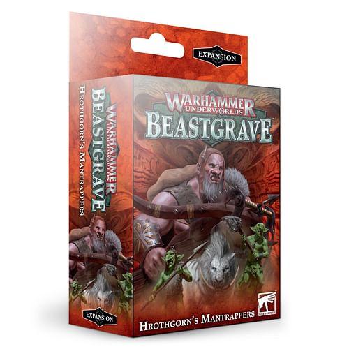 Warhammer Beastgrave: Hrothgorn's Mantrappers
