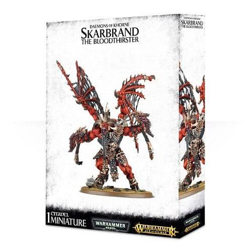 Warhammer: Chaos Daemons Skarbrand the Bloodthirster