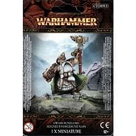 Warhammer Fantasy Battle: Dwarf Runelord