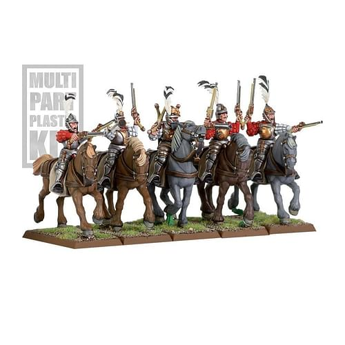 Warhammer Fantasy Battle: Empire Pistoliers / Outriders