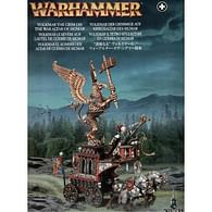 Warhammer Fantasy Battle: Empire Volkmar the Grim on the War Altar