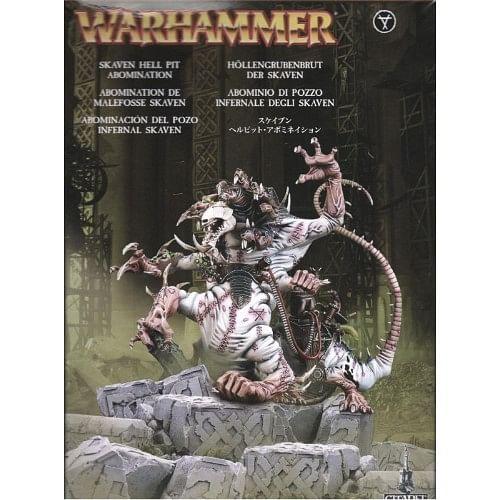 Warhammer Fantasy Battle: Skaven Hell Pit Abomination