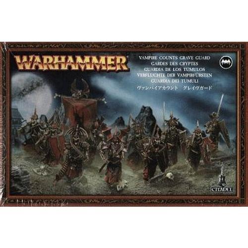 Warhammer Fantasy Battle: Vampire Counts Grave Guard