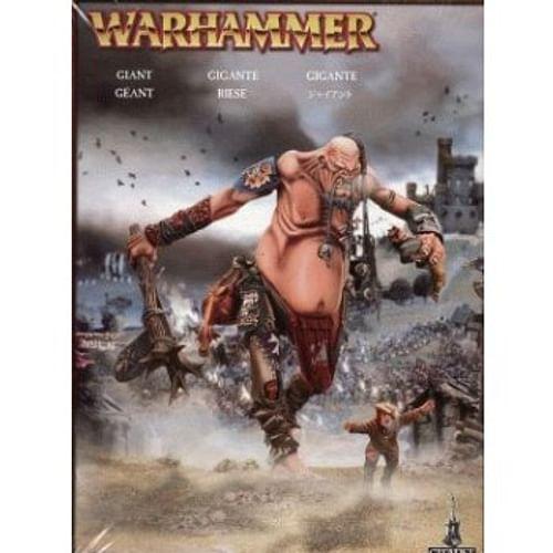 Warhammer Fantasy Battle: Warhammer Giant