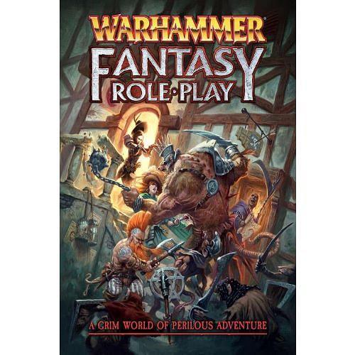 Warhammer Fantasy Roleplay - 4th Edition Rulebook