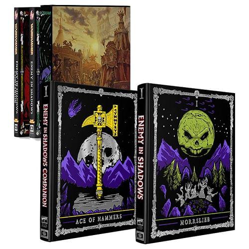 Warhammer Fantasy Roleplay - Enemy in Shadows (limitovaná edice)