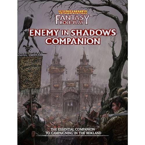 Warhammer Fantasy Roleplay - Enemy in Shadows Companion