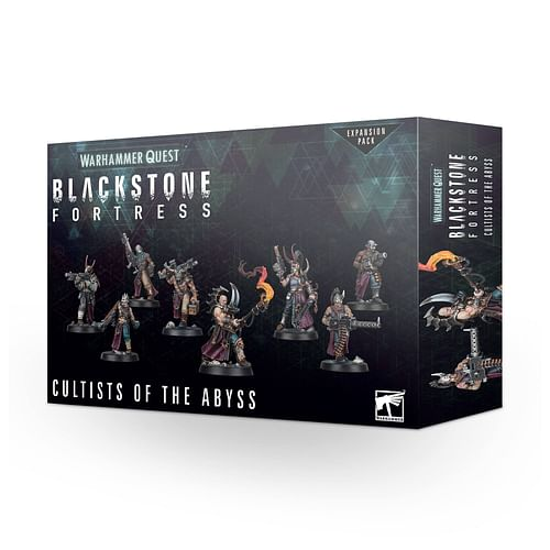 Warhammer Quest - Blackstone Fortress: Cultists of the Abyss